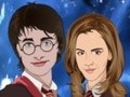 Game Kiss with Harry Potter . Play online