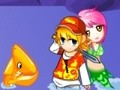Game Save the mermaid . Play online