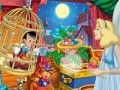 Game Sort My Tiles Pinocchio. Play online