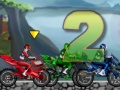 Game Power Rangers. Power Ride. Play online