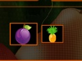 Game Fresh fruits. Play online