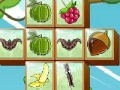 Game Fruits and vegetables matching. Play online