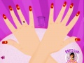 Game Trendy Nail Salon. Play online