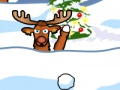 Game hristmas Snowball . Play online
