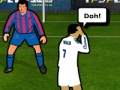 Game Real Madrid soccer stars. Play online