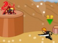 Game Great fight against the evil. Play online