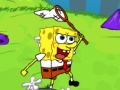 Game Spongebob and Jellyfish. Play online