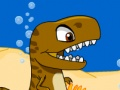 Game Create Dinosaur Town. Play online