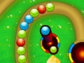 Game Bursting Balls. Play online