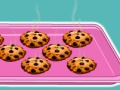 Game Chocolate Chips Cookies . Play online