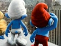 Game Smurfs. Spot the Difference 2. Play online