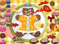 Game Cute Gingerbread Man. Play online
