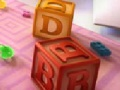 Game ABC Cubes. Play online