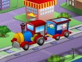 Game Run-away train. Play online