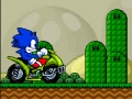 Game Sonic ATV In Maroi Land. Play online