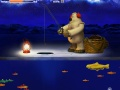 Game Winter Fishing. Play online