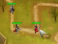 Game Savior Tower Defense. Play online