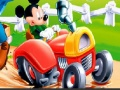 Game Mickey Mouse Jigsaw Game. Play online