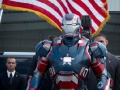 Game Iron Man 3 Sliding Puzzle. Play online