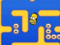 Game The Simpsons Pac-Man. Play online
