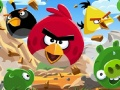 Game Angry Birds: Jigsaw. Play online