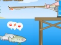 Game Fish & serve. Play online