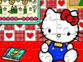 Game Hello Kitty Jigsaw Puzzle 49 pieces. Play online