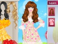 Game Barbie Summer Dresses. Play online