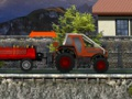Game Tractor challenge. Play online