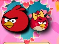 Game Angry birds.Save Your Love 2. Play online