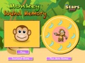 Game Monkey sound memory. Play online