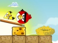 Game Angry birds come back to nest. Play online