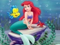 Game The Mermaid Coloring. Play online