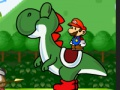 Game Mario & Yoshi adventure 2. The Great Island. Play online