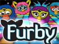 Game Furby and Music. Play online