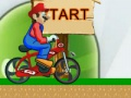 Game Mario Bmx Champ. Play online