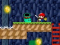 Game Brother Mario Rescue Princess. Play online