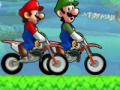 Game New super Mario bros. Star cup Race. Play online