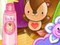Game Little baby care - 2. Play online