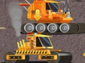 Game Heavy equipment race. Play online