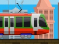 Game Train driving. Play online