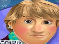 Game Frozen. Kristoff in salon. Play online