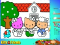 Game Kitty and Friends. Play online