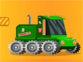 Game Heavy Equipment Racing. Play online