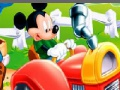 Game Mickey Mouse Jigsaw. Play online