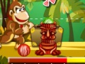 Game Donkey Kong  Jungle Ball 2. Play online