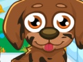 Game Cute Care Puppy. Play online