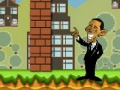 Game Mario vs Obama. Play online