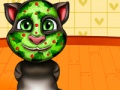 Game Talking Tom. Spa makeover. Play online