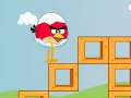 Game Angry Birds: Egg Runaway. Play online